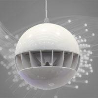Sphère suspendue