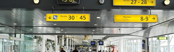 Aéroport Marseille Provence coté pistes